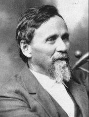 Andrew Taylor Still medico statunitense fondatore dell'osteopatia e della medicina osteopatica